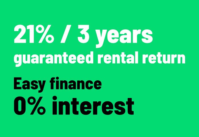 Rental Return and Easy Finance
