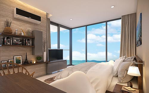 Escape 3 bedroom 101 sqm